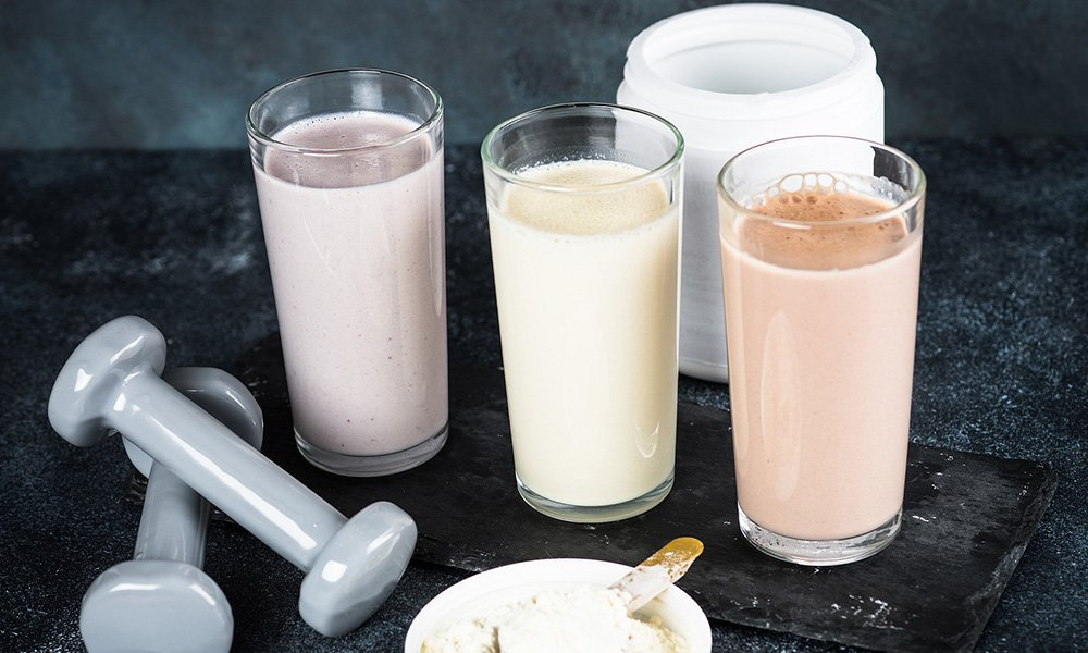 5 Best Dairy-Free Weight Loss Shakes