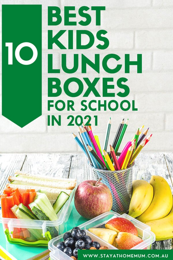 10 Best Kids Lunch Boxes for School in 2021   Stay at Home Mum