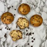 Banana and Choc Chip Muffins   Stay At Home Mum