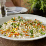 Cold Rice Salad   Stay At Home Mum