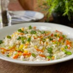 Cold Rice Salad | Stay At Home Mum