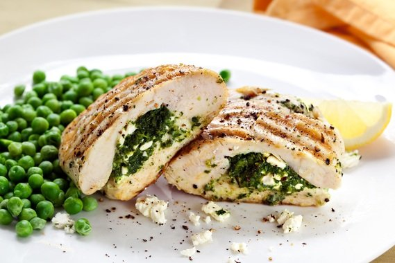 stuffed chicken breasts1 | Stay at Home Mum.com.au