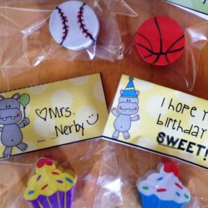 20+ Ideas For Birthday Party Favour Bags – No Sugar!