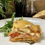 title Frugal Vegetarian Lasagne