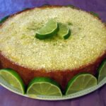 Sublime Lime Cake | Stay At Home Mum