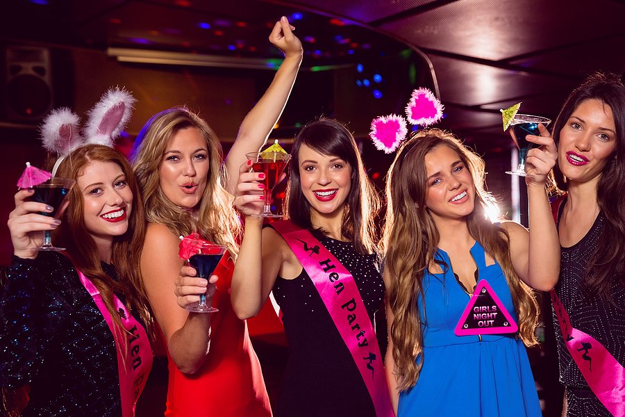 Top 10 Things You NEED To Host The Perfect Hen's Night