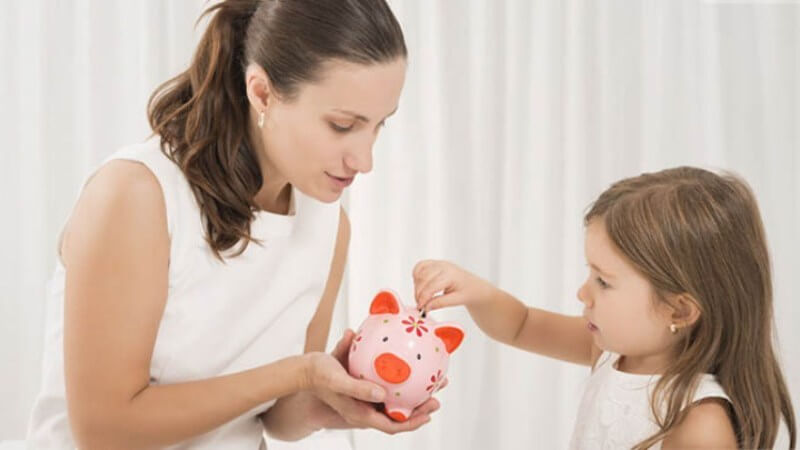 Mum Makes Seven-Year-Old Child Pay For Household Bills | Stay At Home Mum