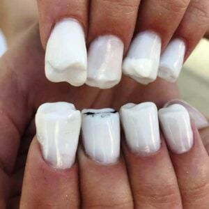 22 Weird Nail Trends That Shouldn't Exist