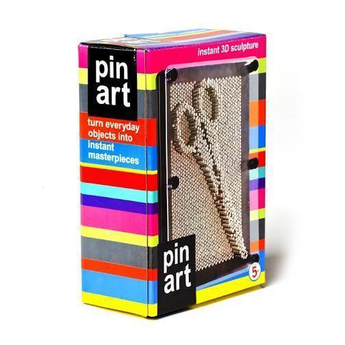 3D Pin Art Sculpture | Stay At Home Mum