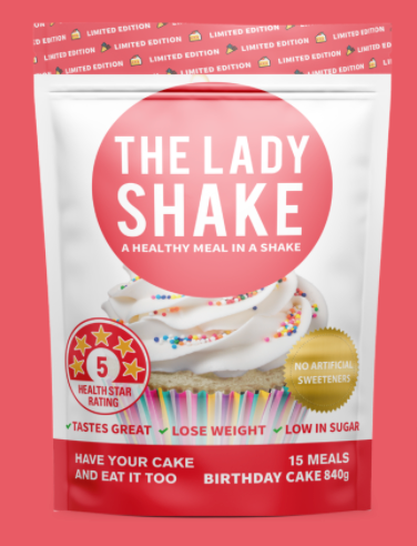 The Lady Shake Review