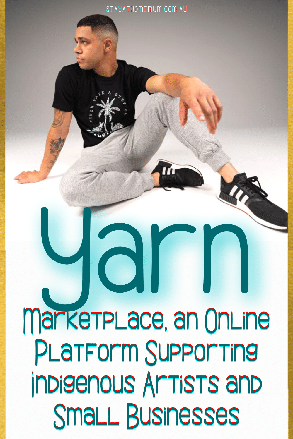 Yarn Marketplace an Online Platform Supporting Indigenous Artists and Small Businesses | Stay at Home Mum.com.au