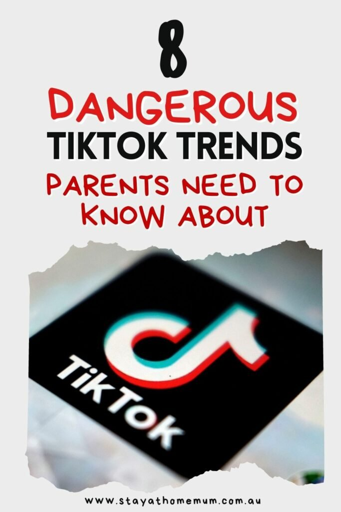 8 Dangerous TikTok Trends Parents Need to Know About | Stay at Home Mum