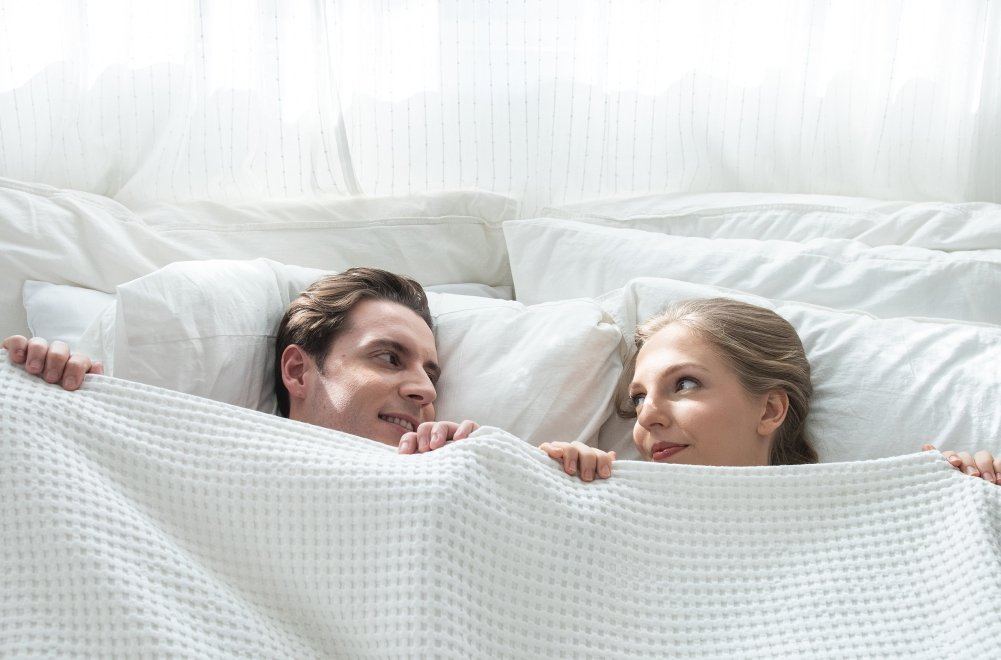 bed couple | Stay at Home Mum.com.au