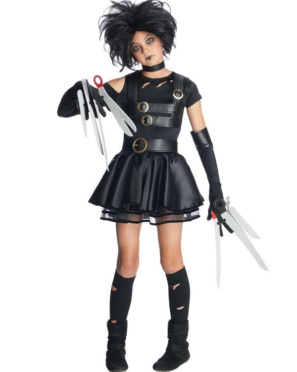 miss scissorhands tween girls costume | Stay at Home Mum.com.au