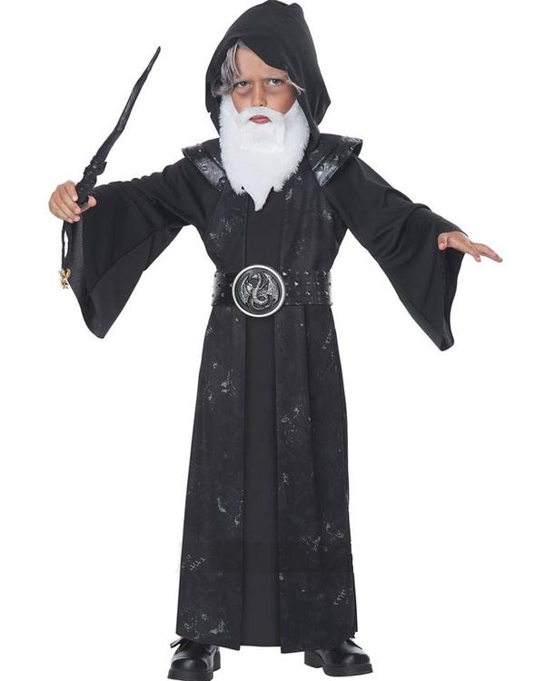 wittle wizard boys toddler costume | Stay at Home Mum.com.au