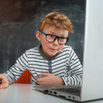 bigstock Little Kid Boy Programming Wit 405427727 | Stay at Home Mum.com.au