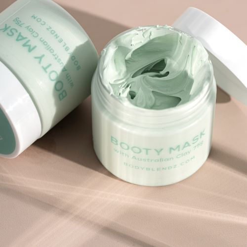 Give Your Butt a Clear Complexion with Booty Clay Mask