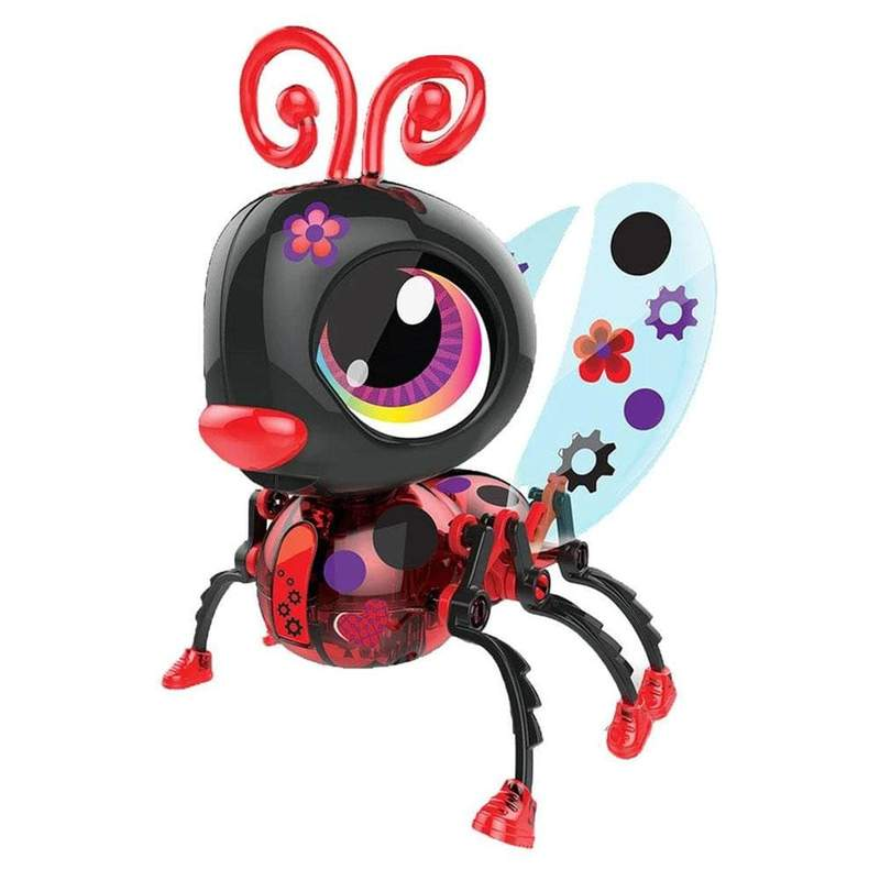 Build A Bot Ladybug   Stay At Home Mum