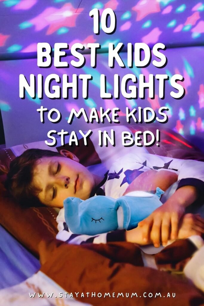 10 Best Kids Night Lights To Make Kids Stay in Bed! | Stay at Home Mum