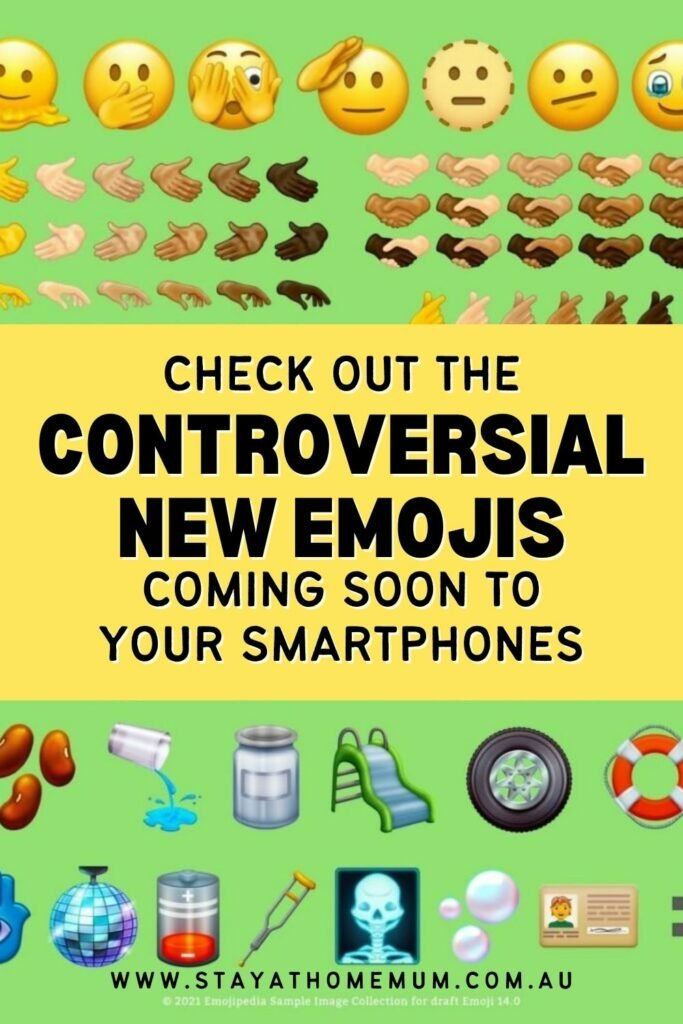 Check Out The Controversial New Emojis Coming Soon To Your Smartphones | Stay at Home Mum
