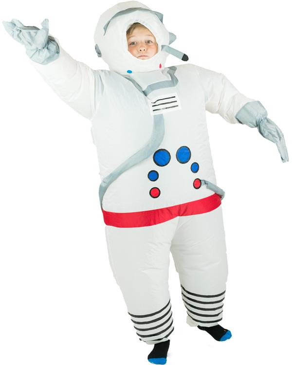 astronaut inflatable kids costume 1256 | Stay at Home Mum.com.au
