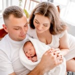 bigstock Beautiful young family with ne 423861779 | Stay at Home Mum.com.au
