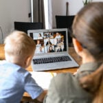 bigstock Business Mom Using Laptop For 368539501 | Stay at Home Mum.com.au