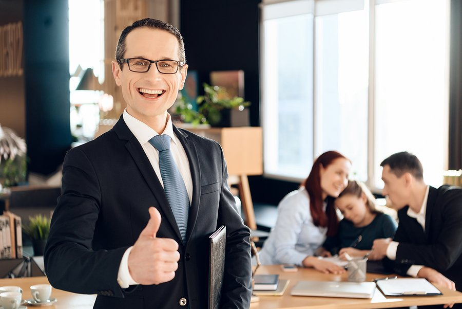 bigstock Confident Adult Man In Suit St 398714621 | Stay at Home Mum.com.au