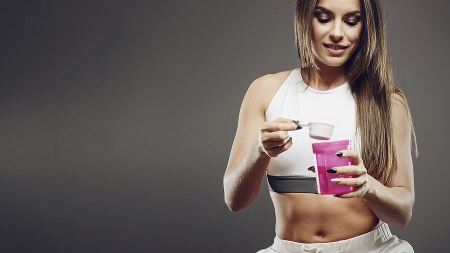 bigstock Fitness Girl With Supplement W 413386234 1 | Stay at Home Mum.com.au