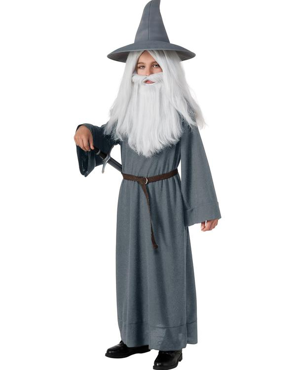 lord of the rings gandalf boys costume 881459 new | Stay at Home Mum.com.au
