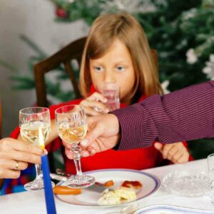 Is It Okay To Give Kids A Sip Of Your Alcohol?