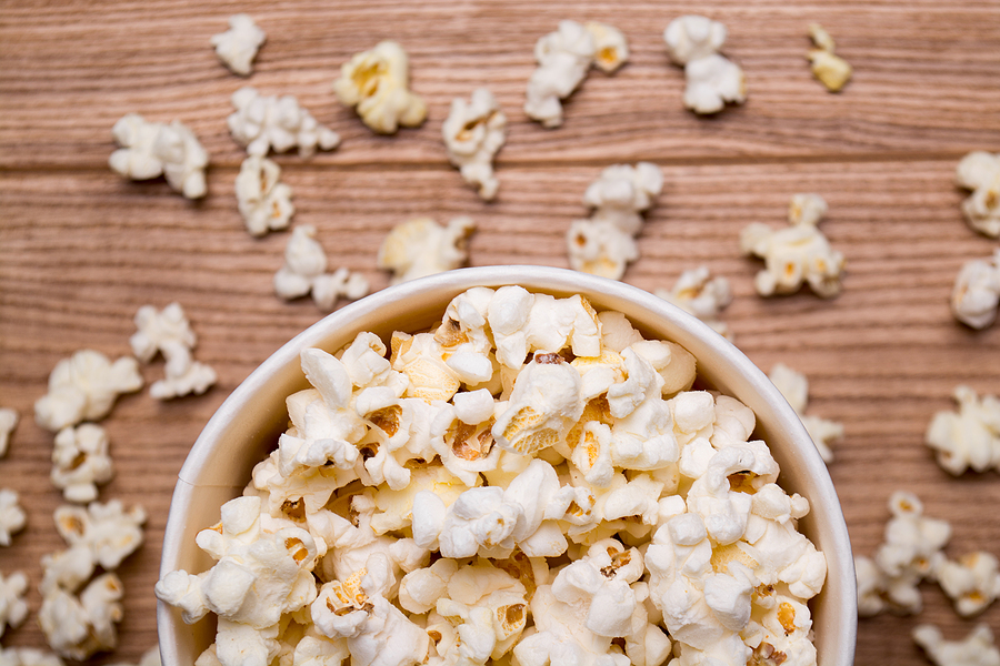 bigstock Heap Of Delicious Popcorn Isol 413441969 | Stay at Home Mum.com.au