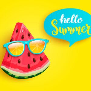 Watermelon Birthday Party Ideas