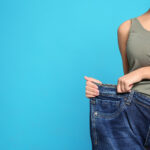 bigstock Slim Woman In Oversized Jeans 282237397 | Stay at Home Mum.com.au