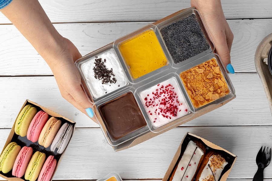 Dessert Boxes Are the Ultimate Gift Idea for Covid Christmas | Stay At Home Mum